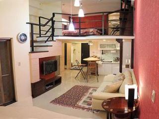 2 level loft apartment
