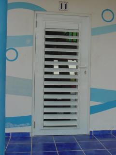 Full Louver Front Door