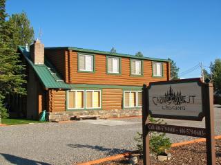 Cabins West - Absaroka Cabin