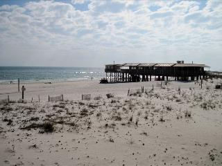 View of Sea-N-Suds restaurant - Must try the GUMBO!!