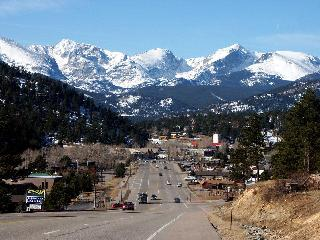 Downtown Estes Park is Less Than 1 Mile Away!