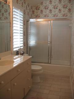 Queen bedroom suite- bathroom