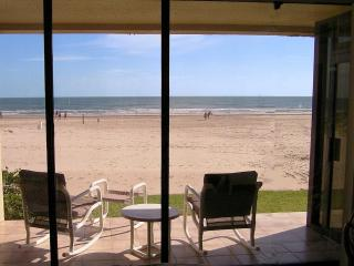 Beachfront Ground Floor - Steps to Beach!!!, Isla del Padre Sur