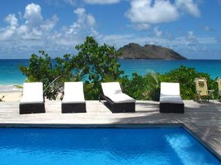 Lovely villa ideally located on Flamands beach WV VDD, St. Barthelemy