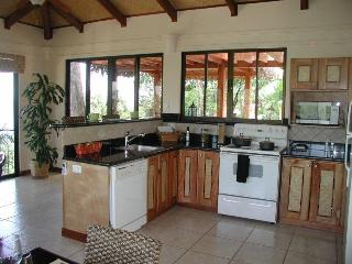 Full Kitchen w/Ocean View