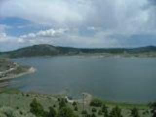 Panguitch Lake beroemd om grote forel vissen 30 minuten van het condo