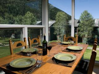Liftside downtown condo with views-walk everywhere, Telluride