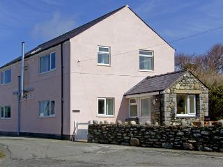 THE ANCHORAGE, family friendly, with a garden in Church Bay, Ref 3935, Island of Anglesey