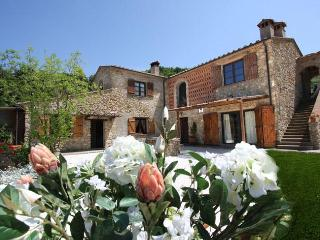 Luxury Villa in Chianti Pisano area, Pool, A/C, Casciana Terme