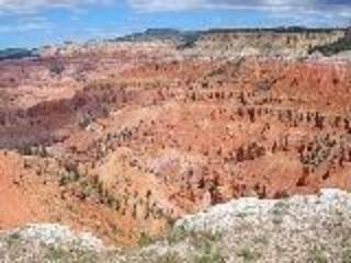 Cedar Breaks National Monument 5 mijl van de condo
