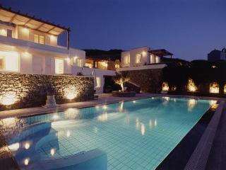 4 suites, Jacuzzi pool, art, zen villa, Mykonos!