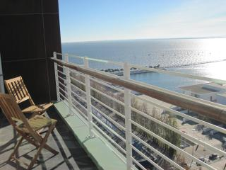 Lisbon Fabulous 17th Floor River View Duplex  Expo