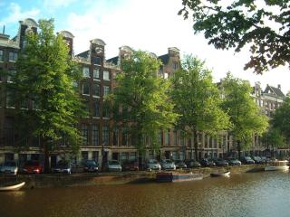 Beautiful views over the Keizersgracht, Amsterdam