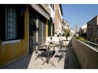 Ca' Barnaba Terrace, Venedig
