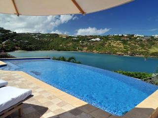 Located in Marigot Bay with views over the Bay WV WYB