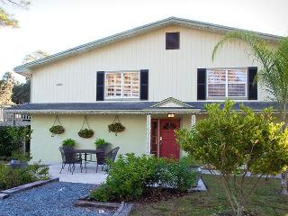 Lakefront Vacation Home Rental - DeLand, Florida