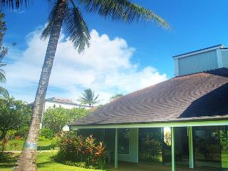 Kamahana 3: Spacious and affordable garden view 2br close to golf and beach., Princeville