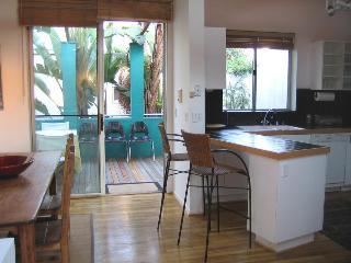Kitchen Dining Deck Area