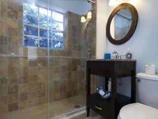 bathroom vanity area guest house