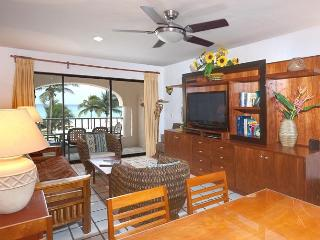 Beachfront PH-Private sunning deck & BBQ!, Playa del Carmen