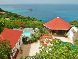 Charming villa offering dramatic views over Gustavia  WV BAL, Colombier