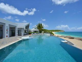 Luxury 8 bedroom St. Martin villa. A self-contained paradise with every amenity!