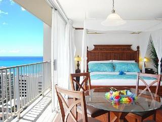 Uli Huia - Gorgeous and romantic studio in Waikiki, Honolulu