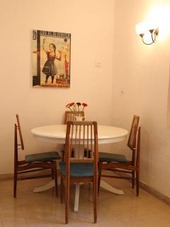 dining area - apt 1