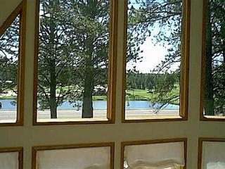 You can see this view from the Master Suite on the 3rd level