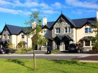 Exterior view of the Ardmullen Townhouses