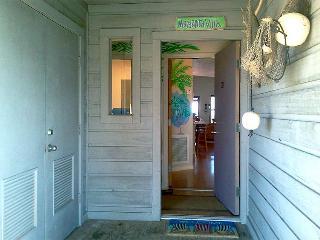 Entrance to Margarita Villa Rental