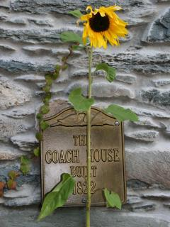 Coach House Sign