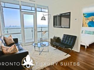 Smooth - Luxury Exec Condo All In Financial Dist, Toronto