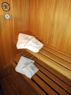 Sauna of bedroom Capbreton