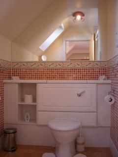 ENSUITE WITH DOUBLE WALK-IN SHOWER OFF THE MASTER-BEDROOM