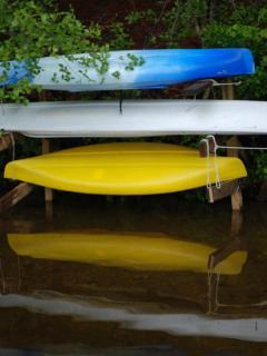 Kayaks, Canoe, Paddleboat for your use