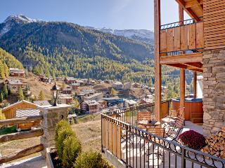 Chalet Pollux - close to Matterhorn Express station, Mountain Exposure Zermatt