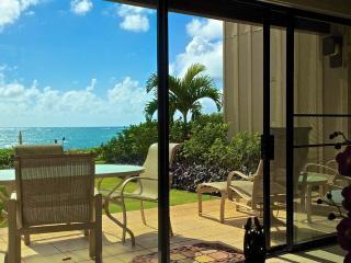 Lanikai #114 - Oceanfront Kauai Condo, Kapaa