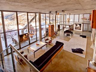 Heinz Julen Loft - coolest chalet in the Alps
