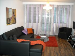 LIVING ROOM , CORNER COUCH EXPANDABLE TO BiG DOUBLE BED