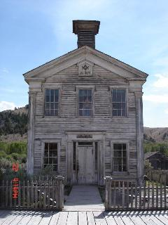 Ghost towns of Virginia City and Nevada City are a day-trip away