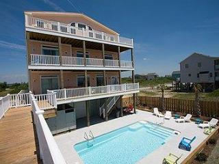 Pura Vida - 11br Luxury Topsail Island Beach House, North Topsail Beach