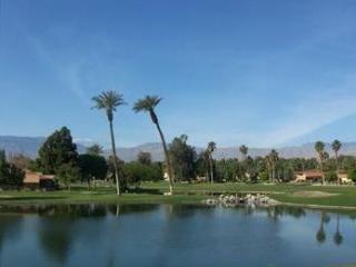 Stunning Water View at Golf/Tennis Resort Condo, Palm Desert