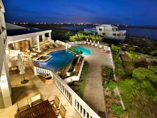Luxury 8 bedroom Anguilla villa. Pure Luxury!