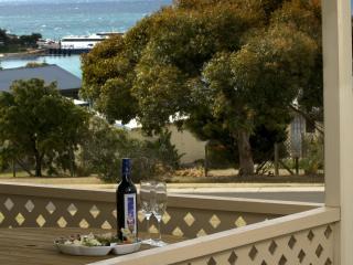 Prepare a platter of sensational Kangaroo Island produce then  watch the sunset over ocean