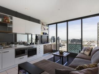 Melbourne City Central Riverside Apartment