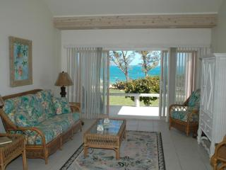 Oceanfront Conch cottages @ Cocobay cottages