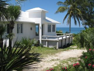 Oceanfront Seashell Cottage at Coco Bay  Cottages, Green Turtle Cay