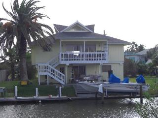 Serenity House: Key Allegro Waterfront Home w/Dock, Rockport