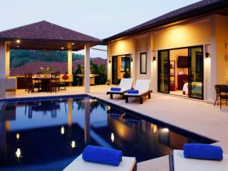 Luxury 4 bed private pool villa - Nai Harn